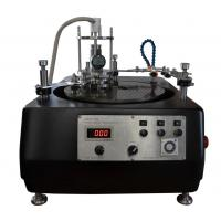 Buy cheap 15 Precision Automatic Lapping / Polishing Machine with One Slurry feeder & Three 4 Work Stations - EQ-Unipol-1502 from wholesalers