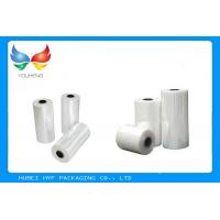 Liquid Bottles Packing Pvc Shrink Wrap Film with Excellent Sealing Under High Speed