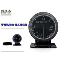 Buy cheap Colorful Turbo Boost Gauge Circle Type Universal Turbo Sensor For Cars from wholesalers