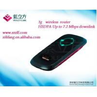 3g pocket wireless router with wifi sim card slot