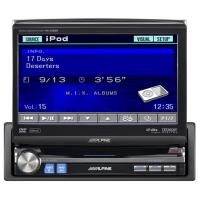 Buy cheap Alpine IVA-D105 DVD player with LCD monitor and AM/FM tuner free shipping from wholesalers