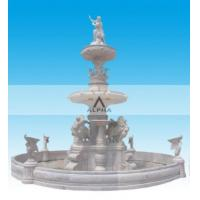 Buy cheap Big Garden Marble Water Fountains from wholesalers