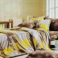 China Bedding Set, Made of 100% Cotton, Satin and Silk Material on sale