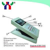 Buy cheap ceres Reflect Densitometer read the dot gain and test the density of the printer paper RD- from wholesalers