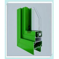 High Strength Aluminium Glazing Profiles , Ordinary Aluminium Door Profiles