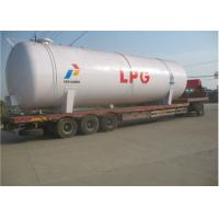 Buy cheap 100CBM LPG Storage Tanks 50 Tons LPG Cooking Gas Tank ISO / ASME Approved from wholesalers