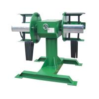 Buy cheap Steel Coil Uncoiler And Double Head Hydraulic Uncoiler MDW-200 from wholesalers