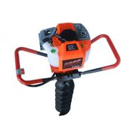 Buy cheap 68cc 2200w Hand Held Manual Fence Post Hole Digger Auger Portable For Earth Drilling from wholesalers