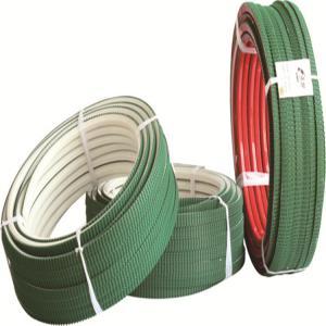 Buy cheap PU Polyurethane Extruded V Belt Transmission Belt product