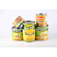 Buy cheap Non GMO Yellow Canned Sweet Corn Rich Starch With Special Fragrance from wholesalers