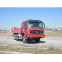 Buy cheap HOWO, Cargo Truck,full drive, 6*6, LHD/RHD ZZ2257N5257C1 from wholesalers