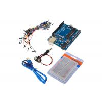 Buy cheap Battery Snap Breadboard Arduino Uno R3 Starter Kit For Electronic Learning Project from wholesalers
