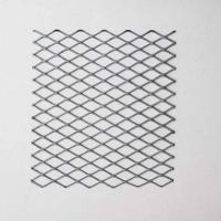 Buy cheap Galvanized Carbon Steel Expanded Metal Mesh Sheet For Highway Fence from wholesalers