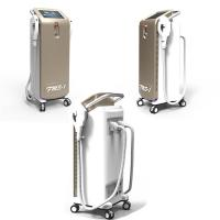 Buy cheap Hot sale and professional three handles IPL hair removal machine with strong cooling system from wholesalers