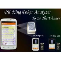 Buy cheap Playing Russian Seca Game ( 3 Cards Game ) In Pk King 518 Poker Analyzers from wholesalers