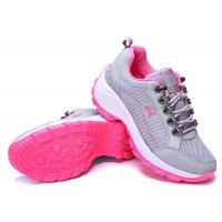 Buy cheap Thick Bottom Elevator Running Shoes , Height Increasing Sports Shoes For Ladies from wholesalers