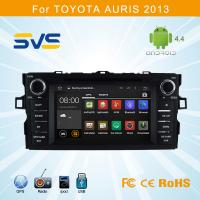 Buy cheap Android 4.4 car dvd player GPS navigation for Toyota Auris 2013/ Blade/ Corolla 7 inch from wholesalers