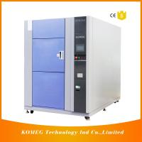 Buy cheap PCB and LED Resistance Cold Heat Shock Test Chamber Specifications Touch Screen Control from wholesalers