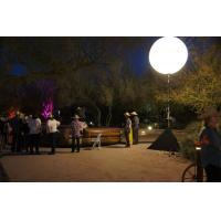 Buy cheap 800 W Inflatable Led Light , Event Balloon Led Lantern Lights For Wedding Use from wholesalers
