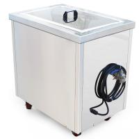 Buy cheap 38L Automatic Laboratory Ultrasonic Cleaner For Removing Biological Fluids from wholesalers