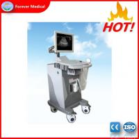 Buy cheap Hot Medical Supply Hospital Trolley Color Doppler Ultrasound Machines FDA (YJ-U370T) from wholesalers