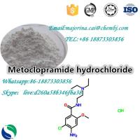 Buy cheap Metoclopramide Hydrochloride for Injection / Antiemetic Vomiting Relieved CAS 54143-57-6 from wholesalers