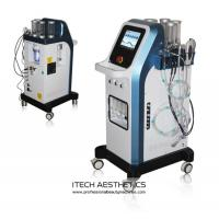 Buy cheap High Pressure Oxygen Jet Peel Machine , Skin Care Hydro Facial Dermabrasion from wholesalers
