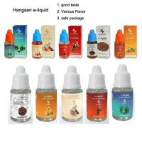 Buy cheap Good taste hangsen e juice e liquid refilled for electronic cigarette Various flavors from wholesalers