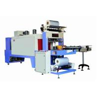Buy cheap Automated Packaging Equipment Heat Shrink Wrap Machine with PE Film 12 bags/min from wholesalers