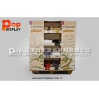 Buy cheap Eco-friendly Cardboard Pallet Display , Pallet Shipper Display For Clothes / T-shirt from wholesalers