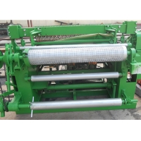 Buy cheap Welding 1.2mm 2.2kw Stainless Steel Wire Mesh Making Machine from wholesalers