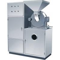 Buy cheap Stainless Steel Grinding Pulverizer Machine , Food Pulverizer Machine With Dust Collecting System from wholesalers