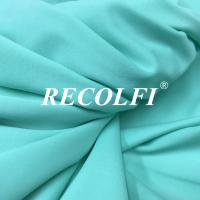 Buy cheap Solid Colors Gym Wear Fabric , Gk Elite Pa Workout Clothes Material from wholesalers
