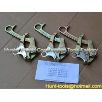 Buy cheap Cable Wire Puller Clamp Tool used for Insulated cable from wholesalers