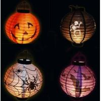 Quality Halloween Paper Lanterns promotion gift for sale