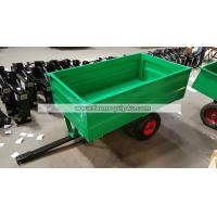 Buy cheap small atv utility cart trailer 1500lbs from wholesalers