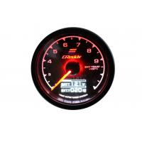 Buy cheap Gauge Water Temp Gauge 7 Light Colors LCD Display With Voltage Meter 62 MM from wholesalers
