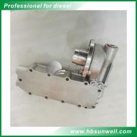 Buy cheap Dongfeng Cummins Diesel Engine Spare Parts Oil Filter Seat 6CT 3934159 3974324 from wholesalers