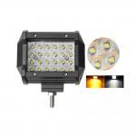 Buy cheap LED Off Road Strobe Light Bar , Flashing Auto Parts Aurora Amber Led Bar from wholesalers