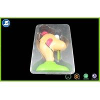 Buy cheap Clear PET Transparent Toy Blister Packaging Tray With Lid , Plastic Folding Cartons product