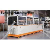 Buy cheap 89*41mm Light Gauge Steel Framing Machine, 0.6-1.2mm Cold Roll Forming Machine from wholesalers