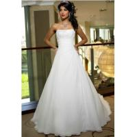 Buy cheap Chiffon Strapless Wedding Dress (Ogt018kn) from wholesalers