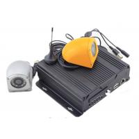 Buy cheap Dual 128G SD Card Mobile DVR For Car , Total Security System 1.3M 960P AHD Camera from wholesalers