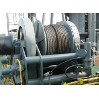 Buy cheap electronic hydraulic winch china manufacturer from wholesalers
