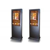 Buy cheap Steel chassis Anti-vandal Bill Payment Kiosk floor standing Capacitive Touch Screen Kiosk from wholesalers