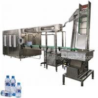 Buy cheap Complete Mineral / Purified Bottling Packaged Drinking Water Plant / Production Line from wholesalers