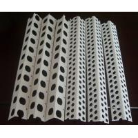 Buy cheap Environmentally friendly Decorative inside PVC Corner Bead with mesh from wholesalers