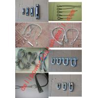 Buy cheap Single-head, double strand Cable pulling sock,Cable Socks from wholesalers