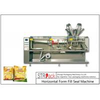 Buy cheap Food / Chemical Industrial Powder Bag Packing Machine With Servo Driven Auger Filler from wholesalers