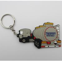 Buy cheap 3D PVC Keychain, 3 PVC Keyring 1 Sided, Soft PVC Keychain from Factory from wholesalers
